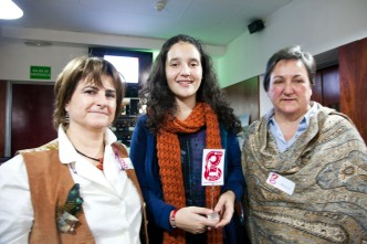 Greeter JUNIOR 2012 Ainhoa Barrio – 18 años