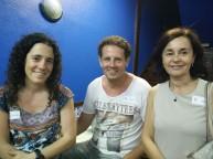 Estíbaliz M:, junto a David e Isabel, nuevos greeters